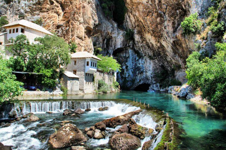 The Buna river spring
